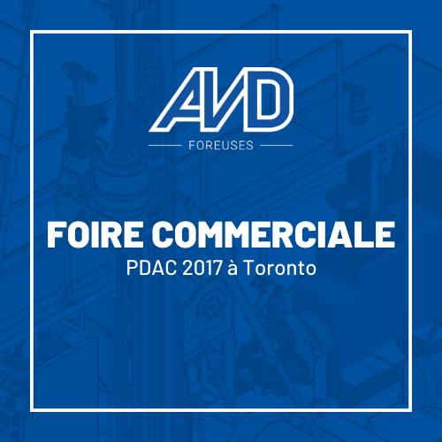 Foire commerciale - Atelier Val d'Or