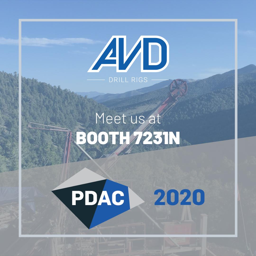 AVD PDAC 2020