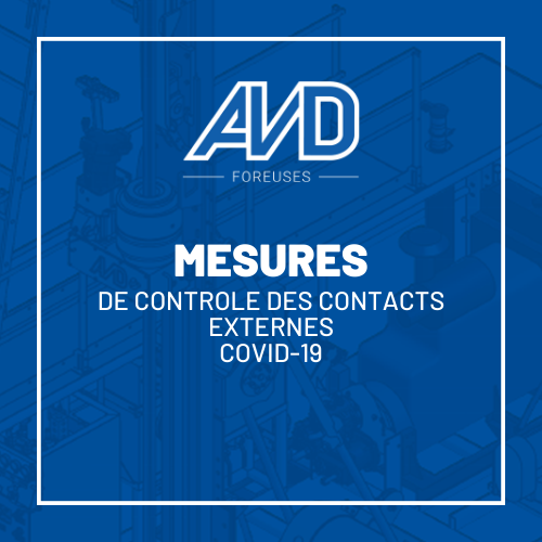 mesures controles contacts covid-19 avd