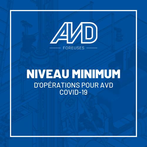 operations minimum covid19